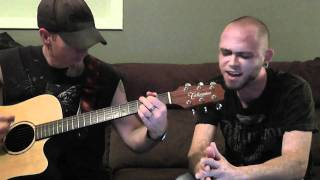 HD - Down in a Hole - Alice in Chains - Acoustic cover by JD Whitty and Jonathan Alexander
