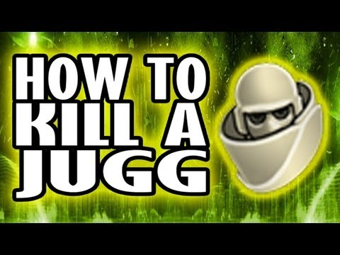 How to Kill a Juggernaut in Modern Warfare 3