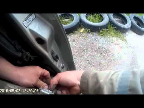 Ремонт дверей Toyota Estima