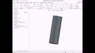 getlinkyoutube.com-knurled surface ptc creo parametric tutorial