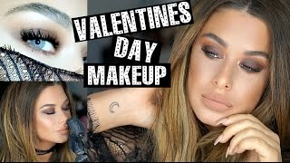 getlinkyoutube.com-Valentine's Day Makeup - Sultry smokey eye