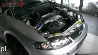 getlinkyoutube.com-Opel Vectra B 3.0 V6 - 245KM 299Nm Mickey Garage