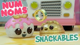 "Mr. And Mrs. Icing Say ""I Do"" - Num Noms™ - Snackables"