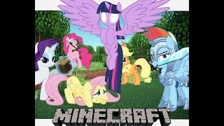 getlinkyoutube.com-MLP Vs Minecraft song battle epsode 1