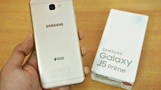 getlinkyoutube.com-Samsung Galaxy J5 Prime - Unboxing & First Look! (4K)