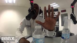 A$AP Rocky - Live @ Generations 88.2
