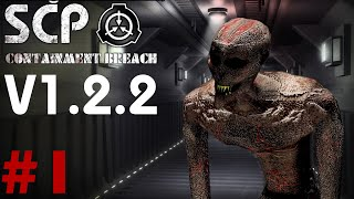 getlinkyoutube.com-SCPS 966 & 205?!? - SCP Containment Breach V1.2.2 - #1