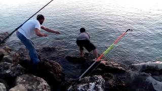 getlinkyoutube.com-Γιάννης ο γοφαροκτόνος ... ( γοφάρι ψάρι )