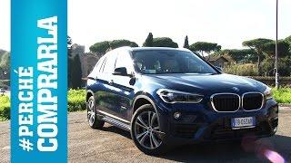 getlinkyoutube.com-BMW X1 (2015) I Perché comprarla... e perché no