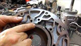 getlinkyoutube.com-GM 4L60-E Transmission Re-Assembly (Rebuild) - Transmission Repair