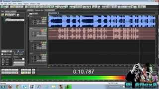 getlinkyoutube.com-Video Aula - LIMPADO VOZ - PARANDO BASE & FAZENDO REMIX (Adobe Audition)