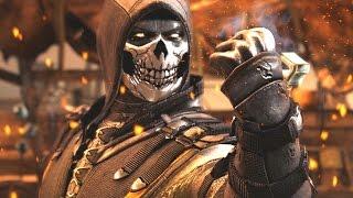 getlinkyoutube.com-Mortal Kombat XL - Spec Ops Scorpion Costume / Skin *PC Mod*