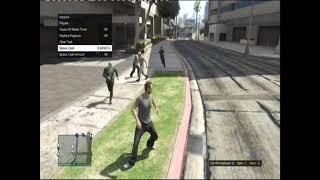 getlinkyoutube.com-GTA 5 Money Drop Lobby 100 40K Bags A Second