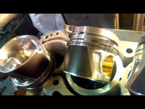 MBENZ OM651.маслосъёмное кольцо-работает или нет?