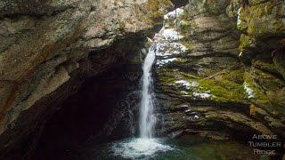getlinkyoutube.com-Triple Jump Falls - Tumbler Ridge, British Columbia