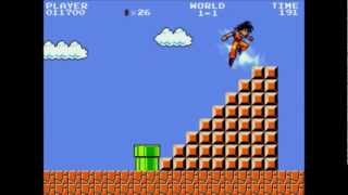 getlinkyoutube.com-Mugen_ Goku no mundo de Mário Bros (stage download)