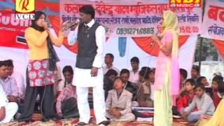 getlinkyoutube.com-Live Haryanvi Ragni // Re Sajan Sasu Mare Bol // Badrola Ragni Competition Thandi Rajai