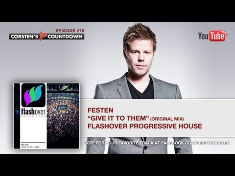 Corsten's Countdown #278 - Official Podcast