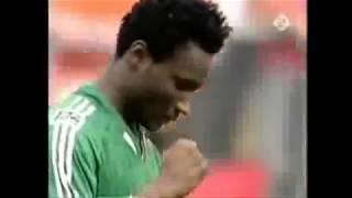 getlinkyoutube.com-John Obi Mikel - Nigerian Super Eagle