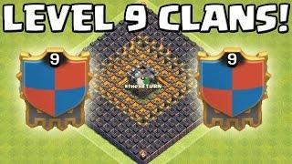 getlinkyoutube.com-LEVEL 9 CLAN! || CLASH OF CLANS || Let's Play CoC [Deutsch/German HD+]