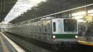 getlinkyoutube.com-東京メトロ6000系走行音