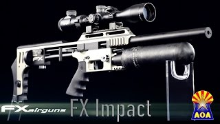 getlinkyoutube.com-FX Impact Multi-Caliber Airgun