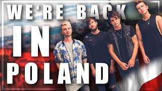 WE'RE BACK IN POLAND!!!