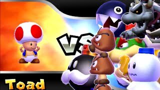 getlinkyoutube.com-Mario Party Island Tour - All Boss Battles