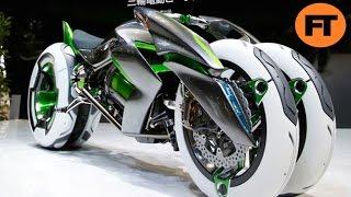 getlinkyoutube.com-Top 10 Las Motos Futuristas Más Impresionantes