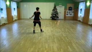 getlinkyoutube.com-Stitches - Linedance