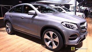 getlinkyoutube.com-2016 Mercedes-Benz GLE-Class GLE350d 4Matic Diesel - Exterior and Interior Walkaround - 2015 NAIAS
