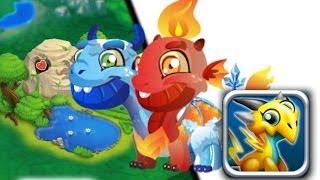 getlinkyoutube.com-How to breed Ice & Fire Dragon 100% Real! Dragon City Mobile!