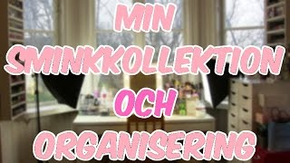 getlinkyoutube.com-♡Min sminkkollektion & organisering 2015♡