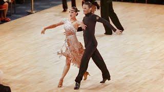 getlinkyoutube.com-Nino Langella - Anna Melnikova   Disney 2015   Professional LAT - SF C