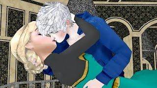 getlinkyoutube.com-My Aunt Hate Me but Jack Love Me ! - Arendelle Stories 001 - Frozen Princess Cartoon Parody
