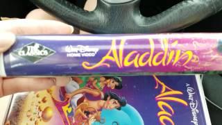 Disney Black Diamond VHS Tape