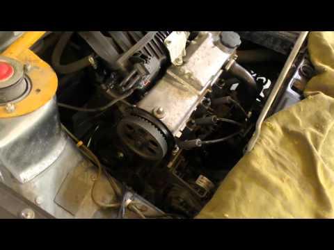 Не запускается (не заводится) инжекторный двигатель (автомобиль)