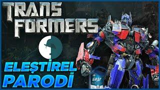 getlinkyoutube.com-Transformers 1 - Eleştirel Parodi