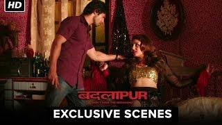 Varun Dhawan molests Huma Qureshi   Badlapur