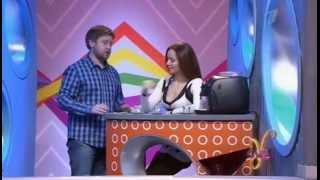"""Екатерина Гусева в программе """"Yesterday live"""" на Первом канале"""