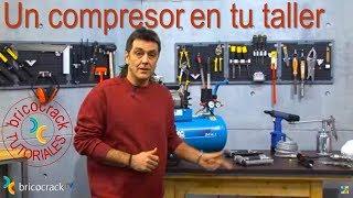 getlinkyoutube.com-Aprovechar el compresor 1: trabajos en el taller (Bricocrack)