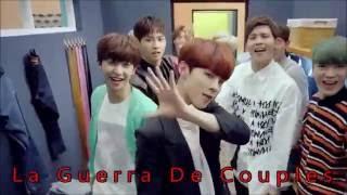 "getlinkyoutube.com-UP10TION - Attention [PARODIA] ""Guerra De COUPLES!"" ( Los Obcessions )"
