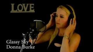 Glassy Sky Donna Burke Full Version Original with Lyrics