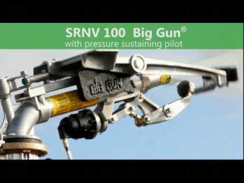 Nelson Irrigation SRNV 100 Big Gun With Pilot