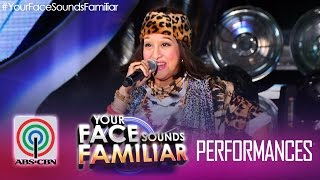 "getlinkyoutube.com-Your Face Sounds Familiar: Jolina Magdangal as Sampaguita - ""Bonggahan"""