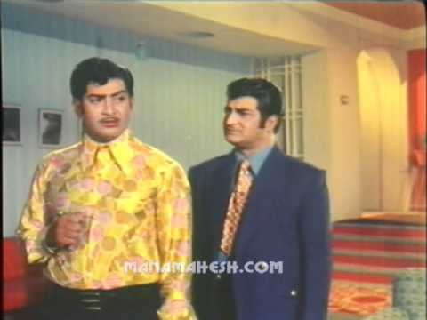 Devudu Chesina Manushulu (1973) --Telugu Full Movie Part-6 MANAMAHESH.COM