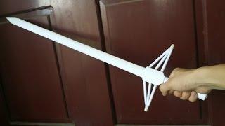 getlinkyoutube.com-วิธีการทำกระดาษ 60cm ดาบยาว