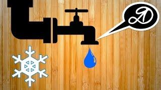 getlinkyoutube.com-Зимний водопровод по воздуху из колодца своими руками. Как провести воду в дом?