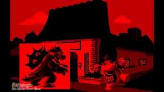 getlinkyoutube.com-Bowser Jr. Goes to Chuck E. Cheese and gets grounded
