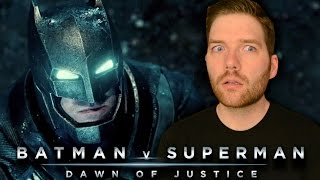 Batman v Superman: Dawn of Justice Trailer Review